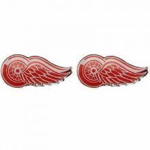 NHL Detroit Red Wings Stud Earrings