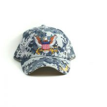 United States Navy Eagle Anchor With Shadow Design Hat