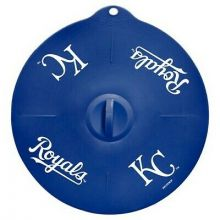 "Kansas City Royals 9"" Silicone Lid"