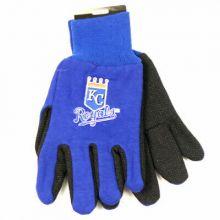 MLB Kansas City Royals Team Color Utility Gloves