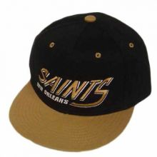 New Orleans Saints Old School Snapback Cap Hat