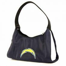 """San Diego Chargers Purse Handbag Hobo Bag 13"""" X 6"""" X 5"""""""