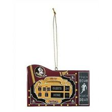Florida State Seminoles Scoreboard Ornament