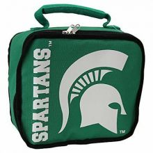 NCAA Michigan State Spartans Sacked Insulated Lunch Cooler Bag