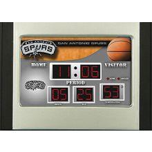 San Antonio Spurs Scoreboard Desk Clock