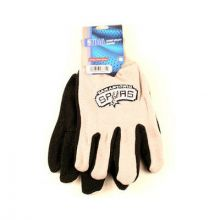 NBA San Antonio Spurs Team Color Utility Gloves