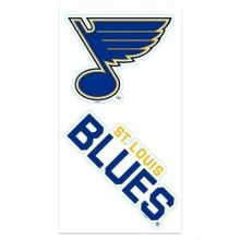 St Louis Blues Window Decals 2 Pack