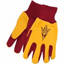 Arizona State Sundevils Team Color Utility Gloves