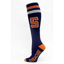 Syracuse Orange Tube Socks Blue