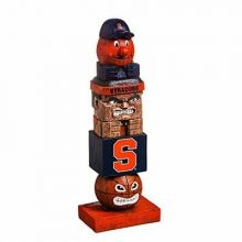 Syracuse Orange Tiki Totem