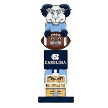 North Carolina Tar Heels Tiki Totem