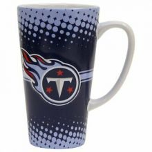 Tennessee Titans 16-ounce Sculpted Latte Mug