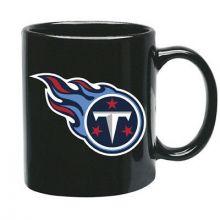 Tennessee Titans 15 oz Black Ceramic Coffee Cup