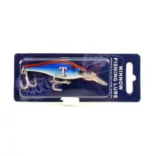 Texas Rangers Minnow Crankbait Fishing Lure