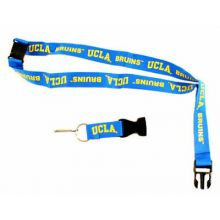 NCAA  UCLA Bruins Double Sided Team Color Breakaway Lanyard Key Chain
