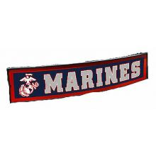 United State Marines Light Up Trailer Hitch Cover