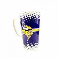 Minnesota Vikings 16-ounce Sculpted Latte Mug