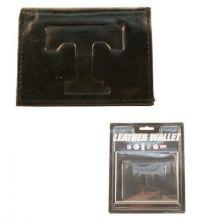 Tennessee Volunteers Black Leather Wallet