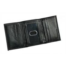 Green Bay Packers Bi-Fold Leather Wallet and Bottle Opener Set