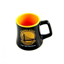 Golden State Warriors Wide Base Mini Mug 2 oz Shot Glass