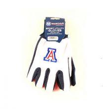 Arizona Wildcats Team Color Utility Gloves