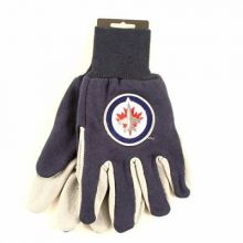 Winnipeg Jets Utility Gloves