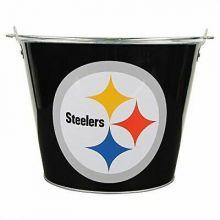 Pittsburgh Steelers Team Color Breakaway Lanyard Key Chain