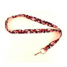 Houston Texans Team Color Breakaway Lanyard Key Chain