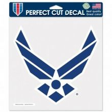 United States Air Force Auto Badge Decal