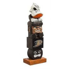 Anaheim Ducks Tiki Totem