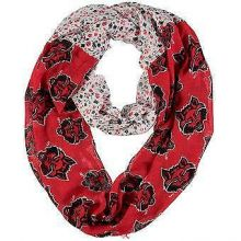 NCAA Arkansas State Red Wolves Floral Infinity Scarf