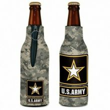 United States Army 12 oz  Bottle Hugger Koozie Cooler