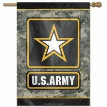 "United States Army Vertical 28"" X 40"" Flag"