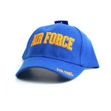 United States Air Force Veteran Script Emblem Hat