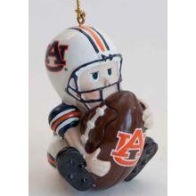 Auburn Tigers Lil' Fan Football Player Acrylic Ornament