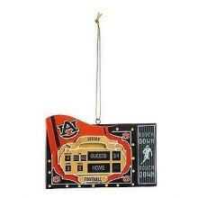 Auburn Tigers Scoreboard Ornament