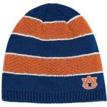 Auburn Tigers Striped Knit Beanie