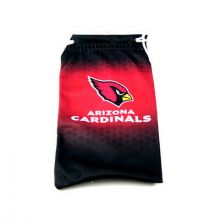 Arizona Cardinals Drawstring Microfiber Glasses Pouch