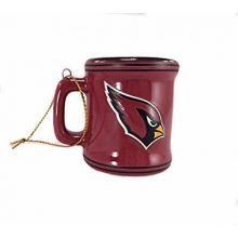 Arizona Cardinals Ceramic Mini Mug Ornament