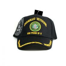 United States Army Script Hat With Seal Logo Bill Hat