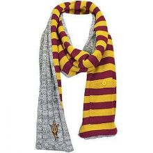 Arizona Sun Devils Light Gray Varsity Scarf