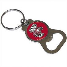 Wisconsin Badgers Bottle Opener Keychain