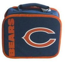 NFL Chicago Bears Sacked Insulated Lunch Cooler Bag