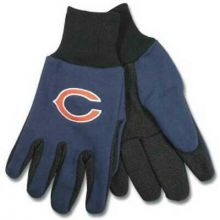 Chicago Bears Team Color Utility Gloves