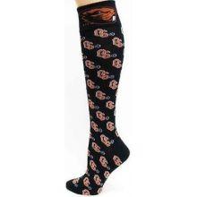Oregon State Beavers Black Repeater Dress Socks