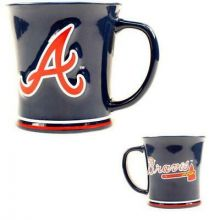 Atlanta Braves 15 Oz Relief Mug