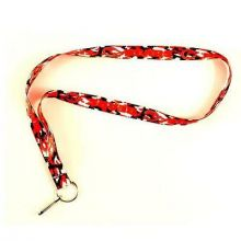 NCAA Oregon State Beavers Leopard Print Breakaway Lanyard Key Chain