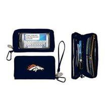 Denver Broncos Deluxe Touch Smartphone Wallet Case