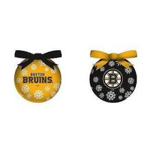 Boston Bruins Leopard Print Breakaway Lanyard Key Chain