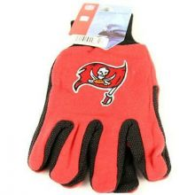 Tampa Bay Buccaneers Team Color Utility Gloves
